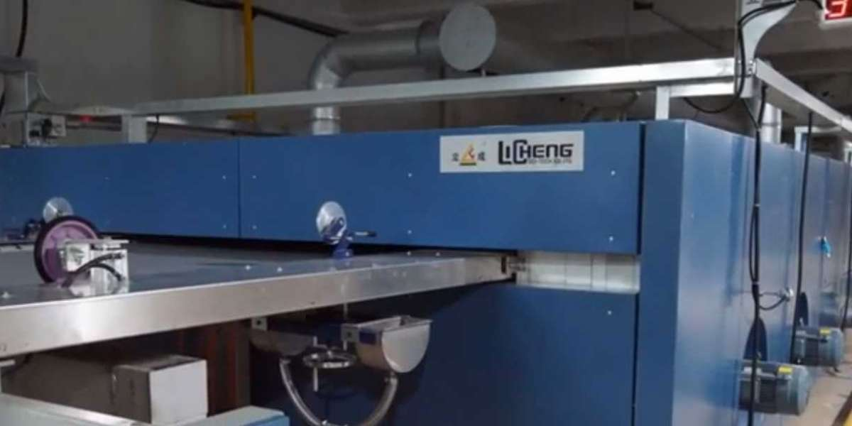 An Overview of Stenter Machine is used in Textile Industry
