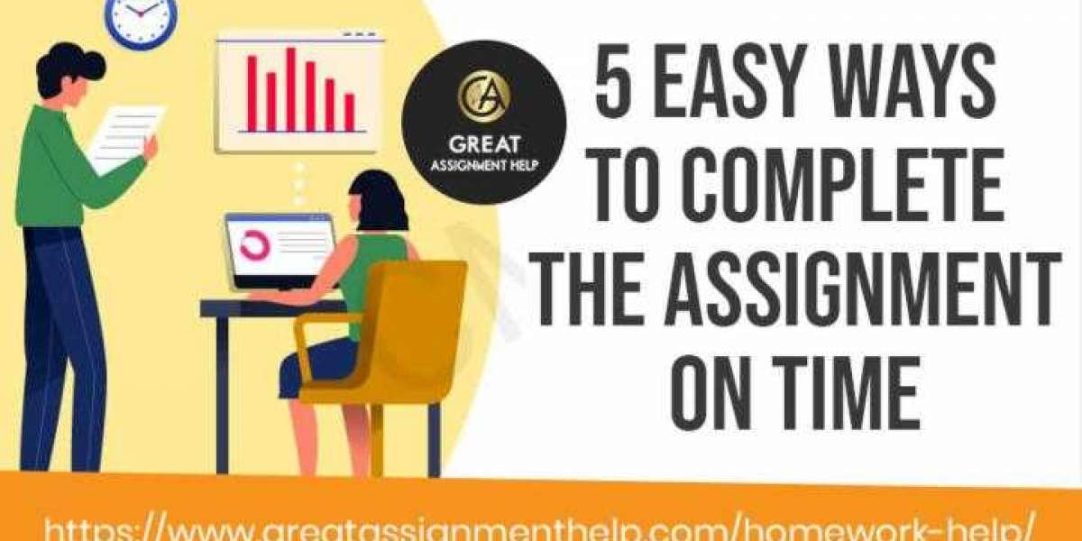 5 Easy Ways To Complete The Assignment On Time