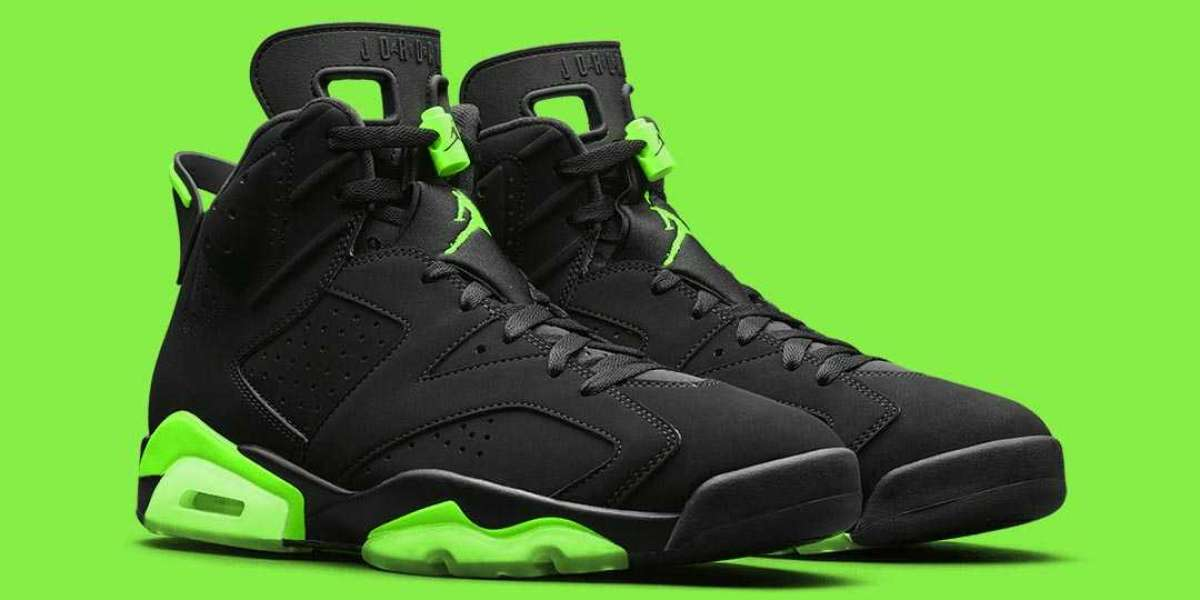 New Air Jordan 6 Electric Green Maybe Releasing this Summer