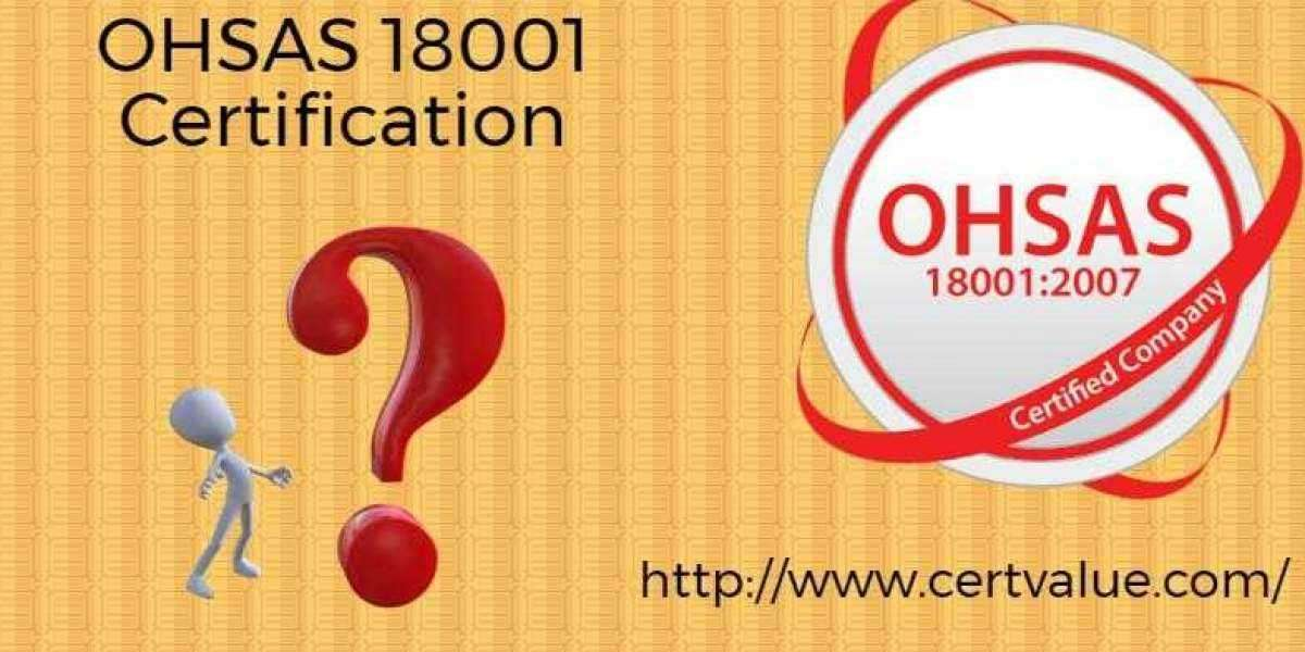 OHSAS 18001:2007 Occupational Health and Safety Management Certification