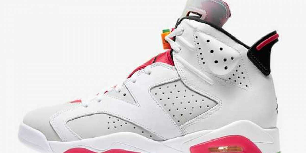 "2020 Latest Air Jordan 6 Retro ""Hare"" CT8529-062"