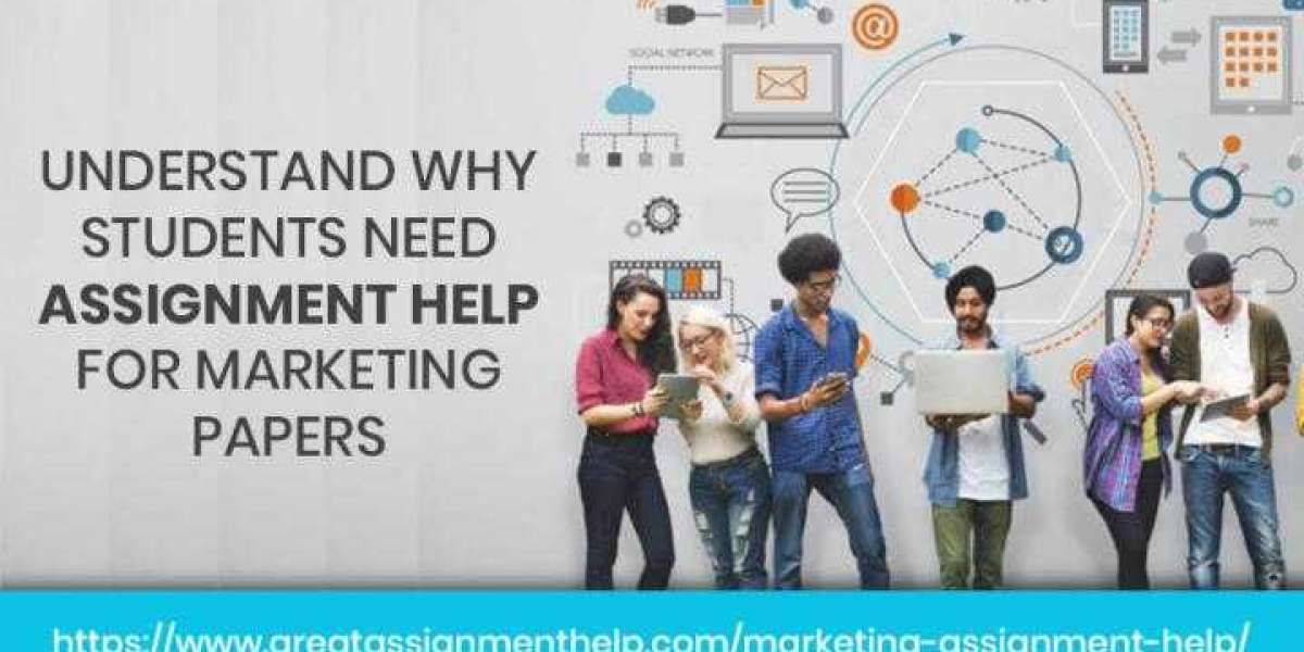 Understand Why Students Need Assignment Help For Marketing Papers