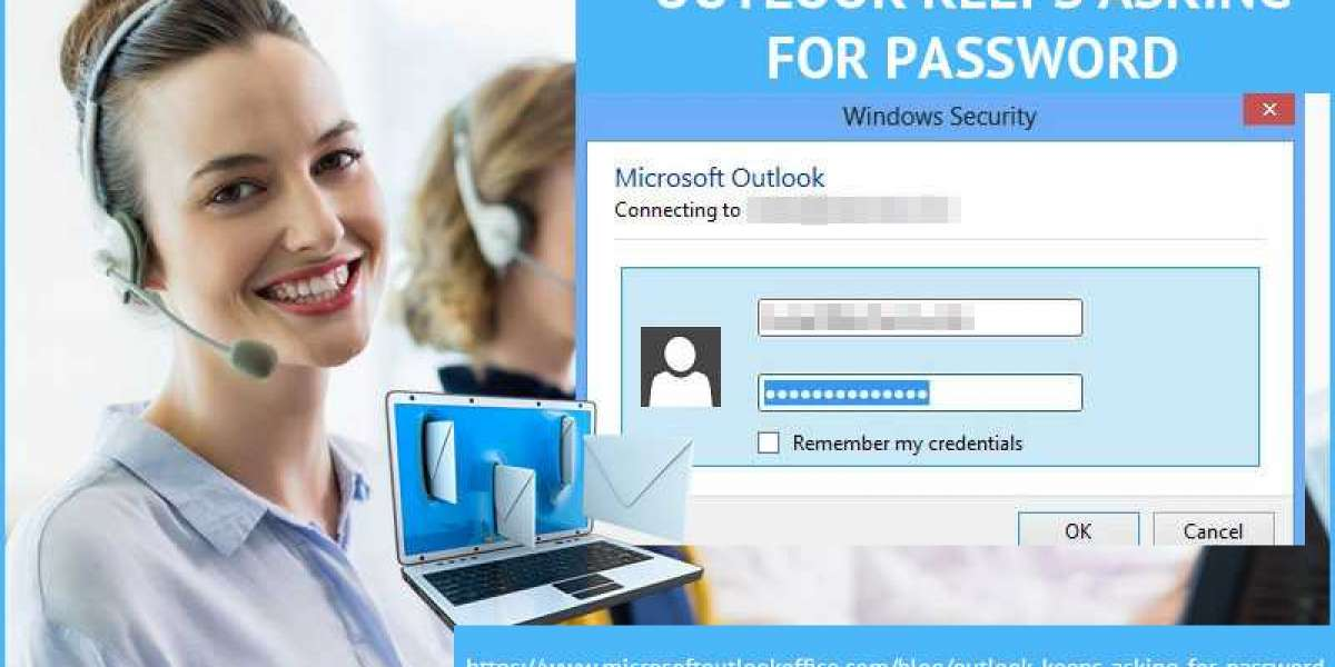 How to get Easy Fixes for Outlook keeps asking for password?