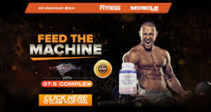 All American Blast: Restore Sexual Stamina & Build Up A Muscular Body -