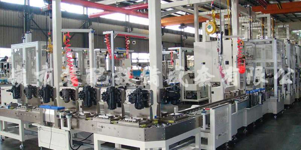 You Need To Know Features Of Axle Assembly Line