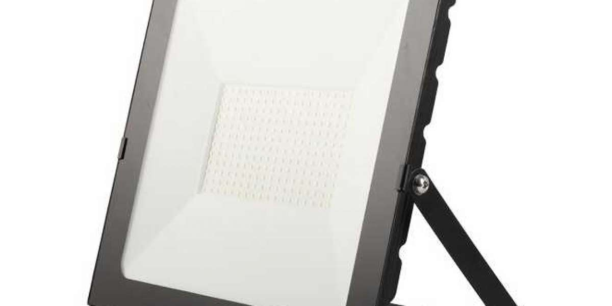 100w Outdoor Ultra-thin Led Floodlight Is Mainly Used For Outdoor Lighting