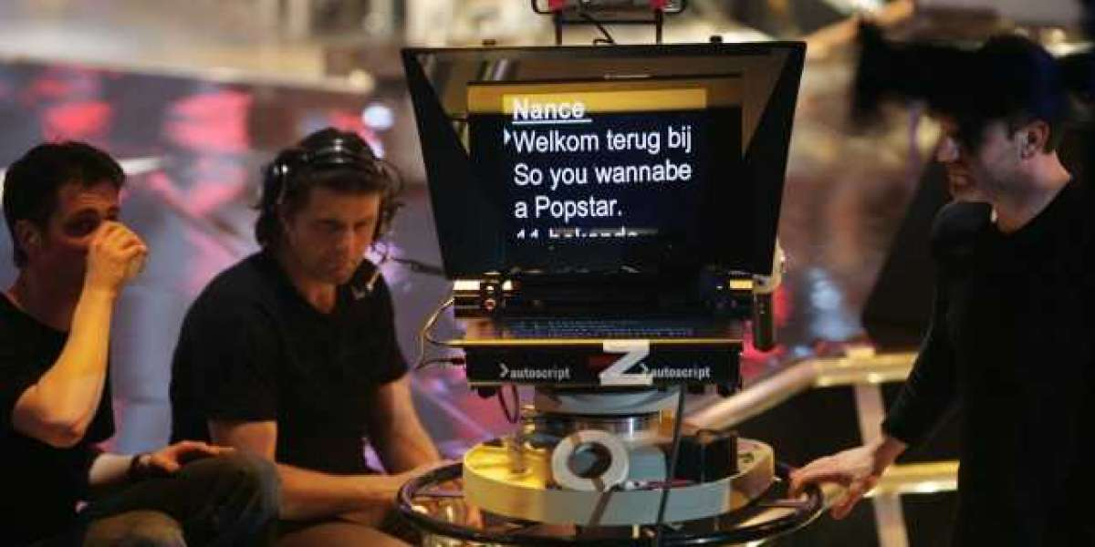 What Can Autocue for Big Events Offer? Professional Look of Conference