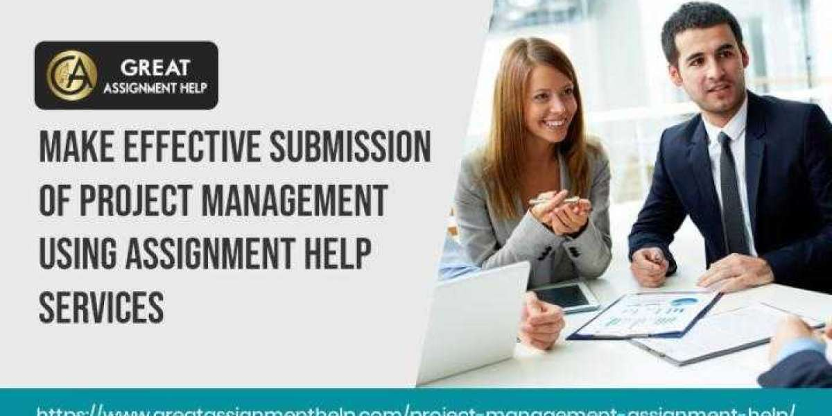 Make Effective Submission Of Project Management Using Assignment Help Services