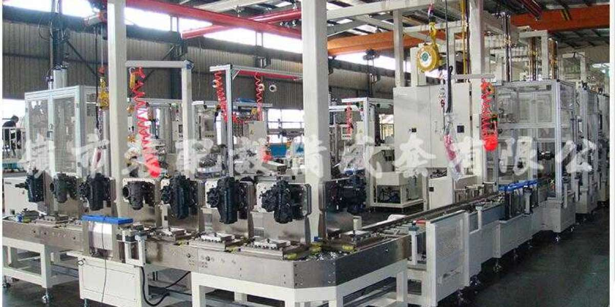 Know How The Car Assembly Line Develops