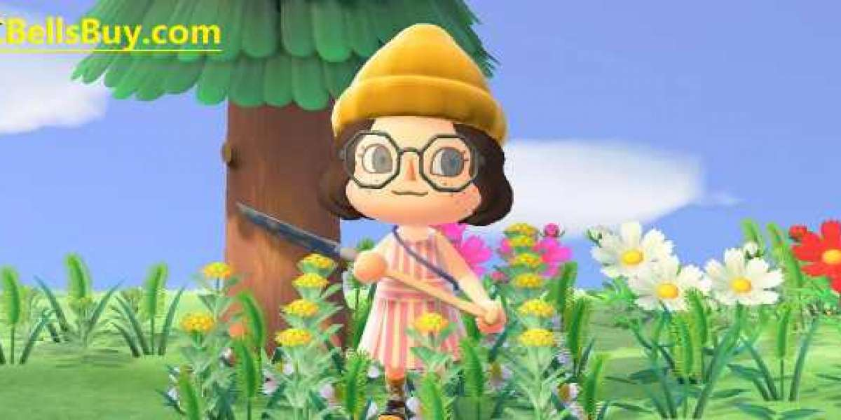 Animal Crossing New Horizons fall trigger method introduction