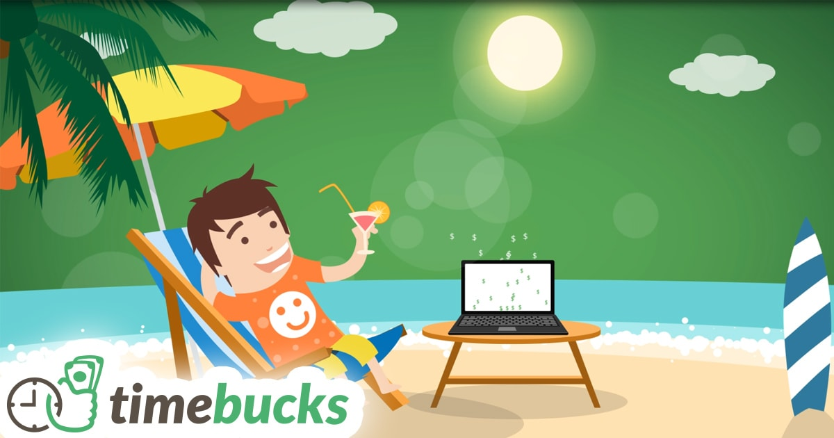 Paid To Click, Paid To Watch Videos, Paid To Post | TimeBucks
