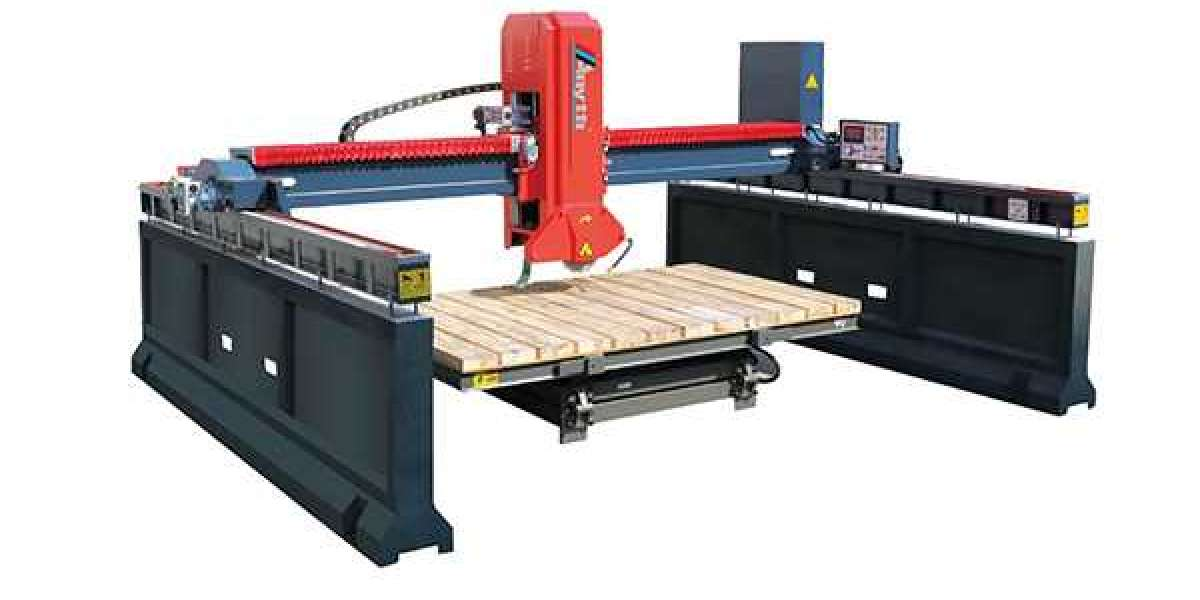 Learn How to Choose the Right Bridge Cutting Machine