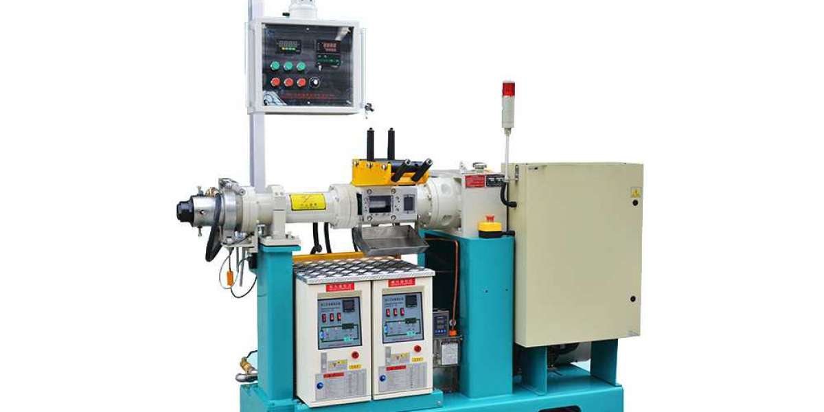Types of Rubber Extruder Machine