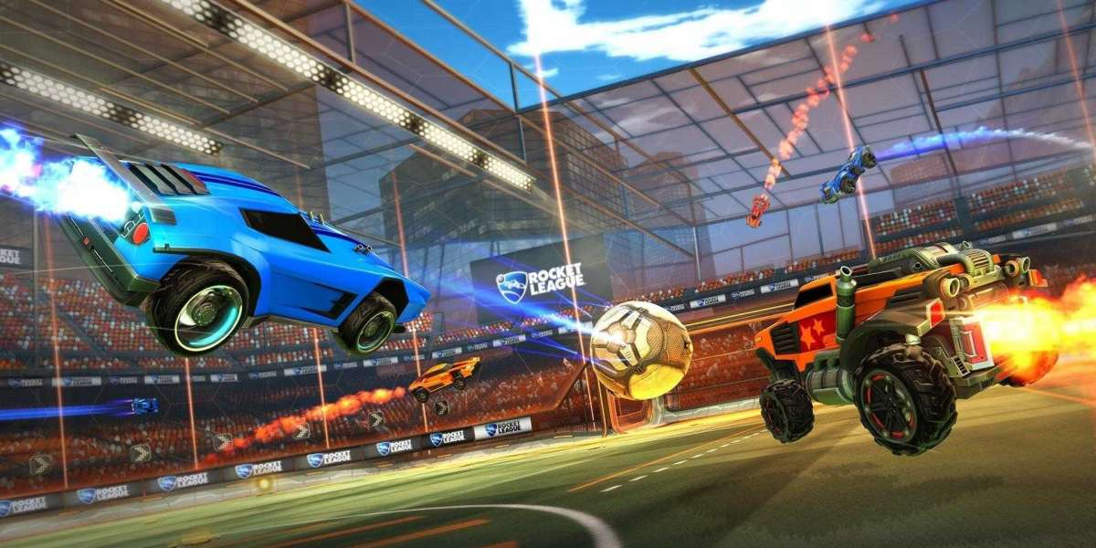 Rocket League will aswell accomplish appearances
