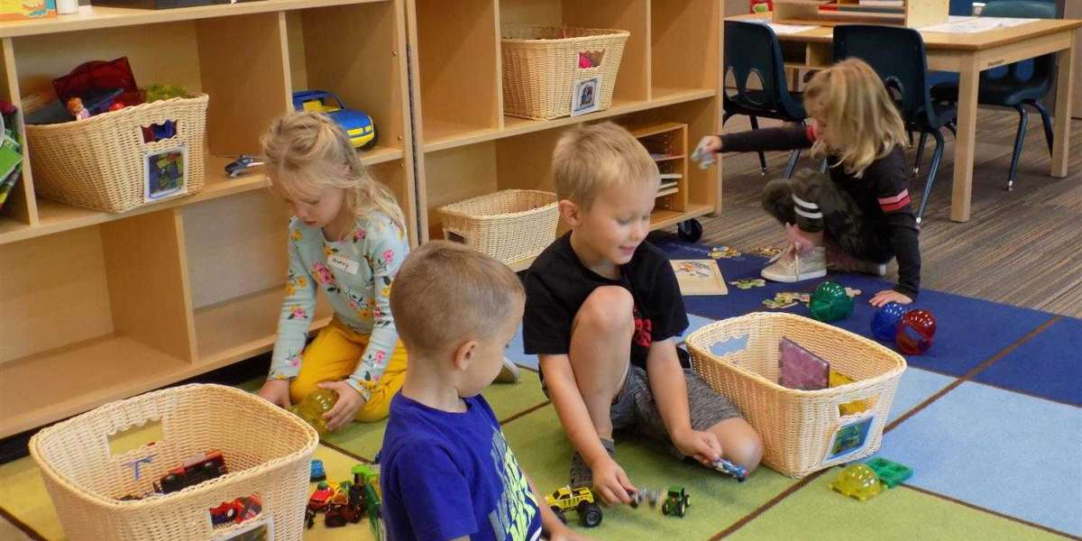Start a Preschool in Your Neighborhood!