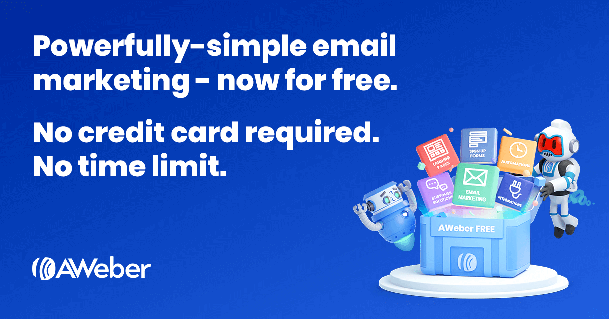 AWeber   Powerfully-Simple Email Marketing for Small Businesses