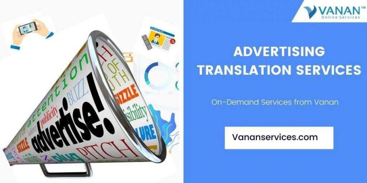 Professional Advertising Translation Services - Vanan Services