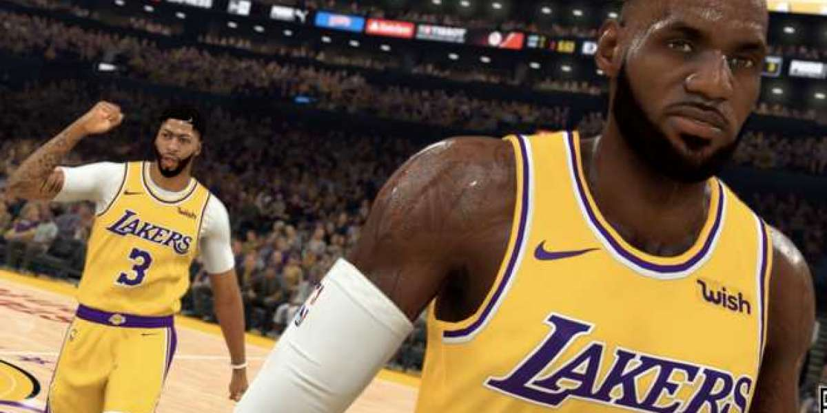 The latest patch for NBA 2K21 enhances shooting and other control functions