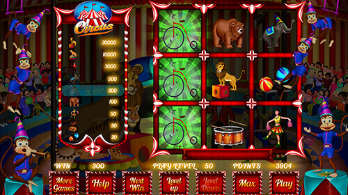 Circus Game | Skill Game PA, USA | Prominentt Games