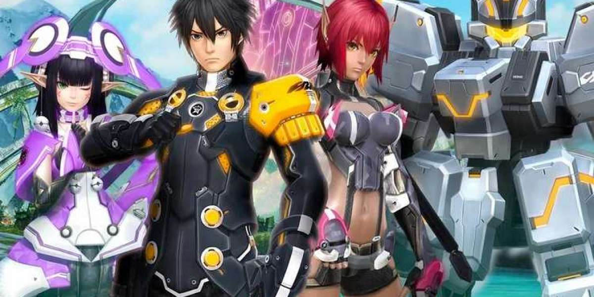 Phantasy Star Online 2 and its new expansion