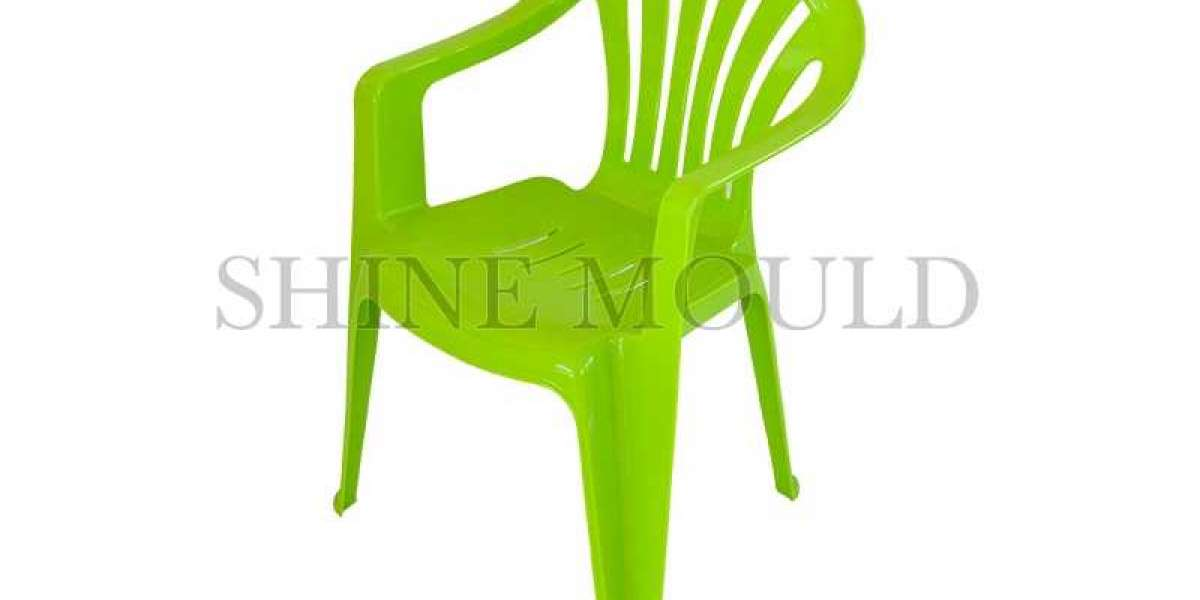 Placement Of The Armchair Mould
