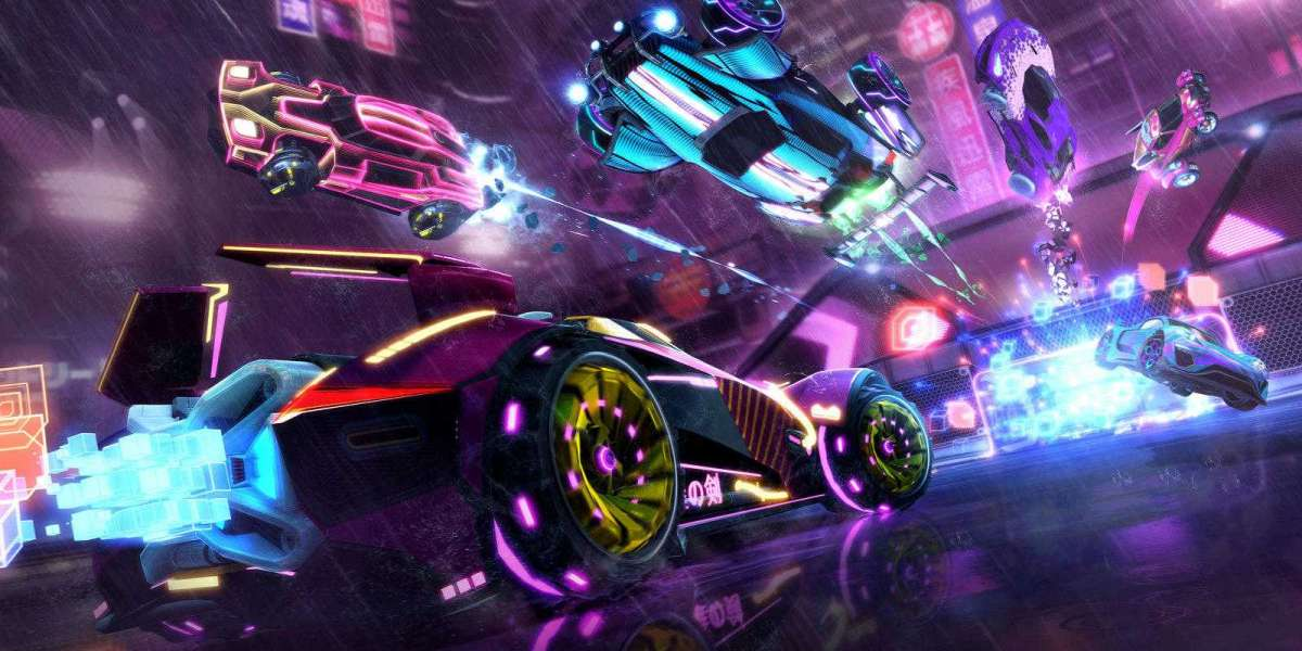 Rocket League is officially going free-to-play this summer