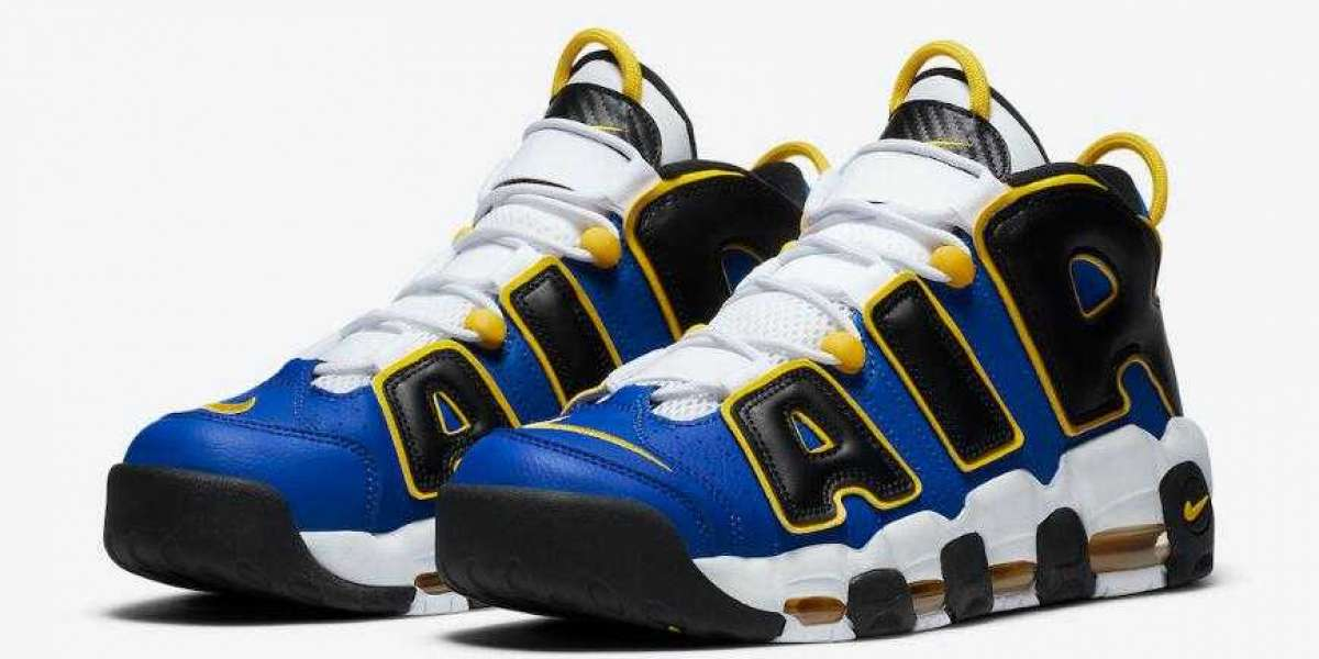 """Nike Air More Uptempo """"Peace, Love, Basketball"""" Coming Soon"""