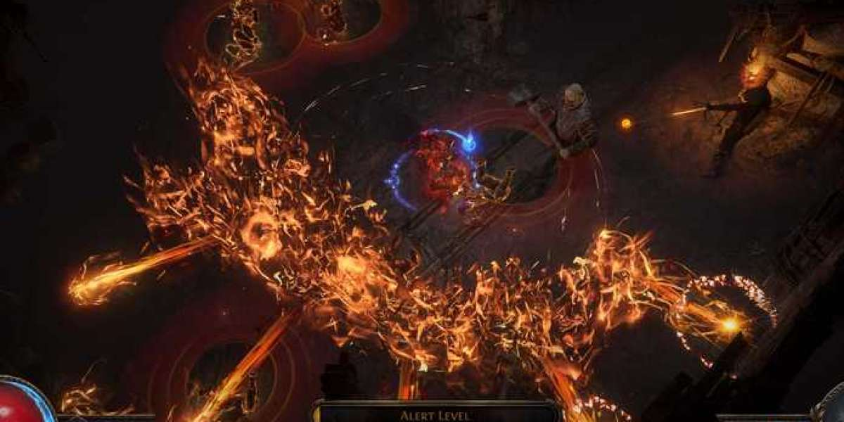 Here are several skill advantages of Path of Exile