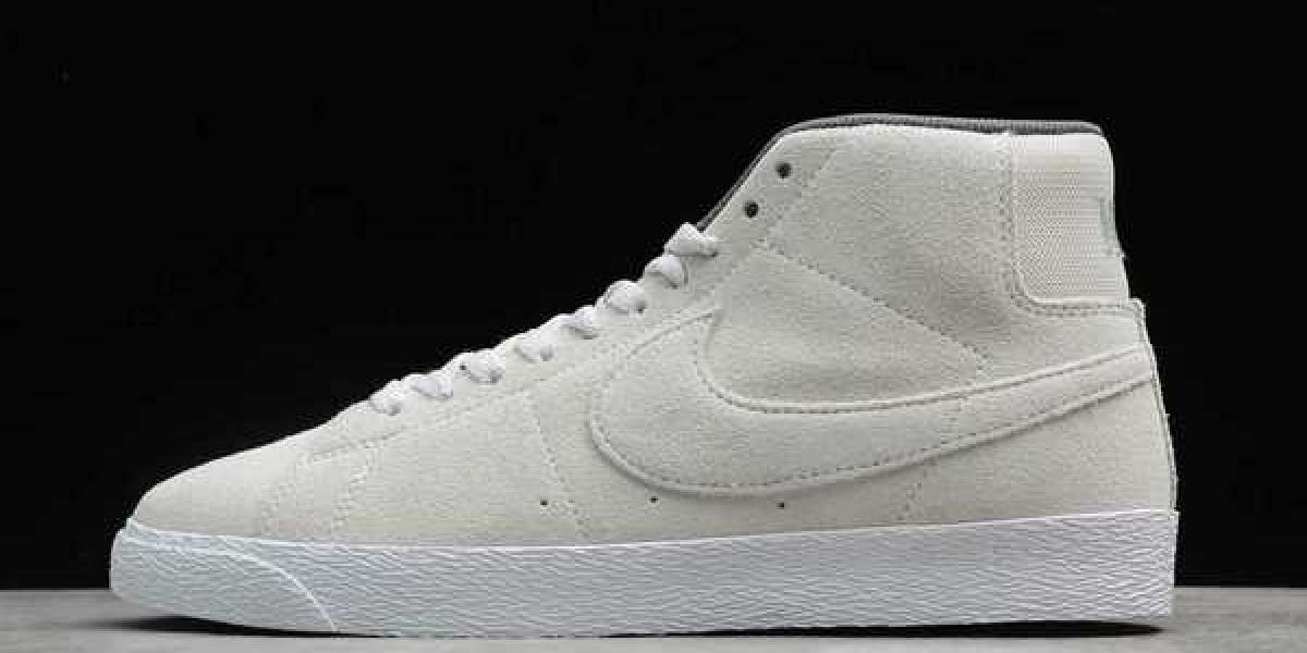 """The Brand New Nike Blazer Mid '77 """"Label Maker"""" will be launched this fall"""