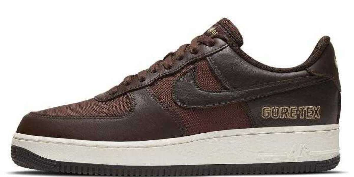 When will the Nike Air Force 1 GORE-TEX Baroque Brown to Arrive ?