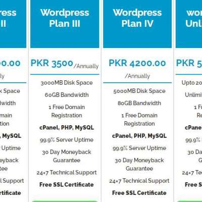 inhostpk wordpress hosting Profile Picture