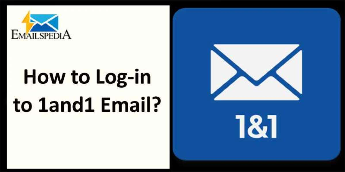 How to Log-in to 1and1 Email?