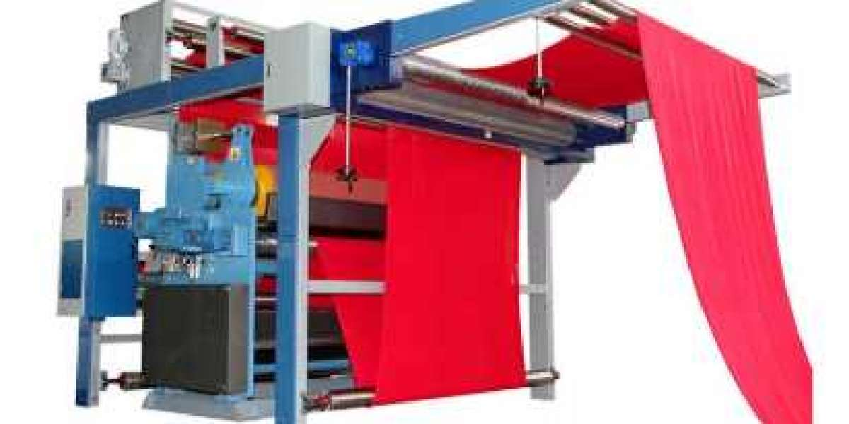 What Is The Future Market For Hot Air Stenter Machine?