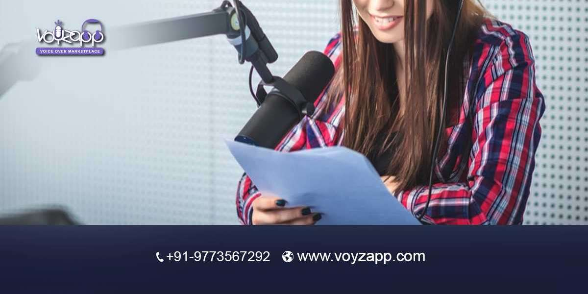 Year end marketing strategy through voice overs to boost Brand Awareness