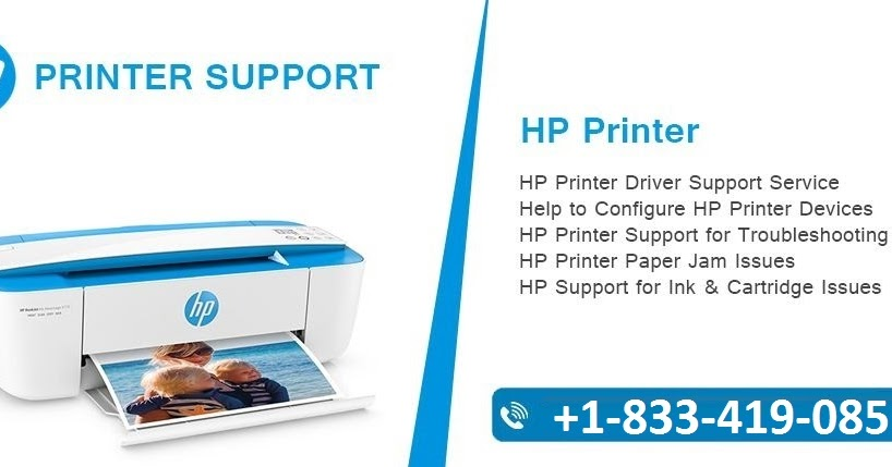 HP Printer Support – Contact HP Support Assistant