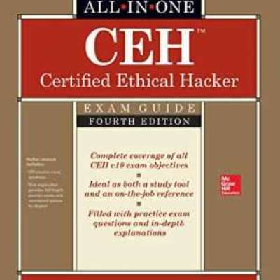 CEH Certified Ethical Hacker All-in-One Exam Guide, Fourth Edition Profile Picture