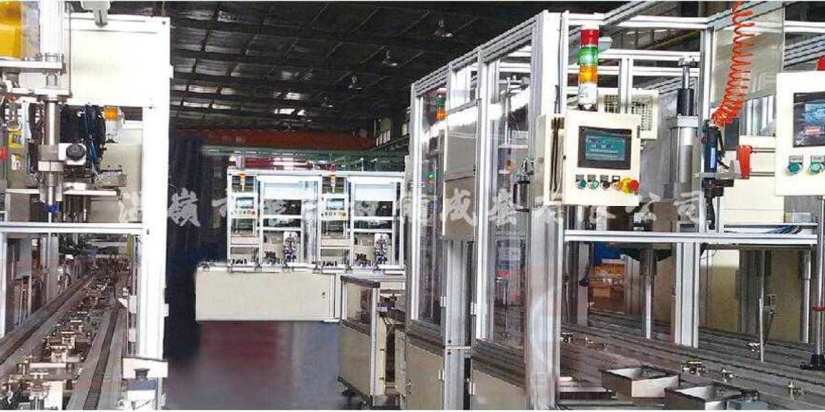 How to Own a Suitable Engine Assembly Line?