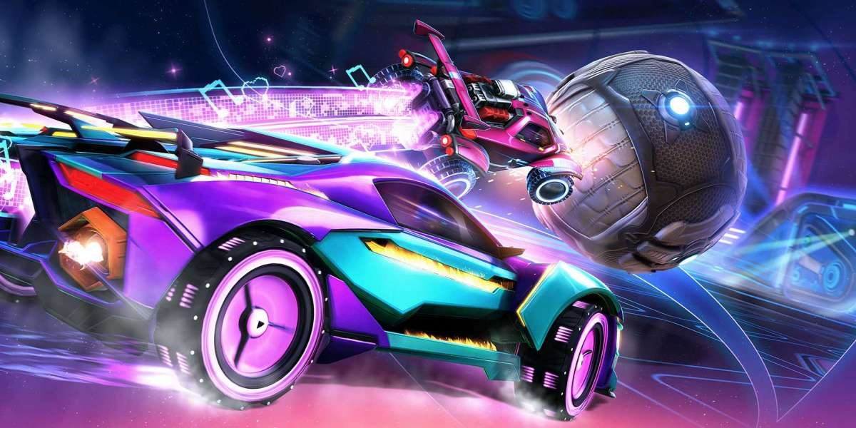 Rocket League dominated the charts with its Supersonic Fury DLC