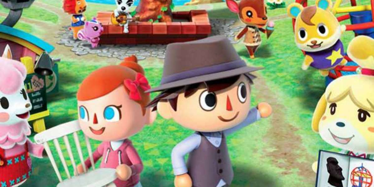 Animal Crossing New Horizons is an escape