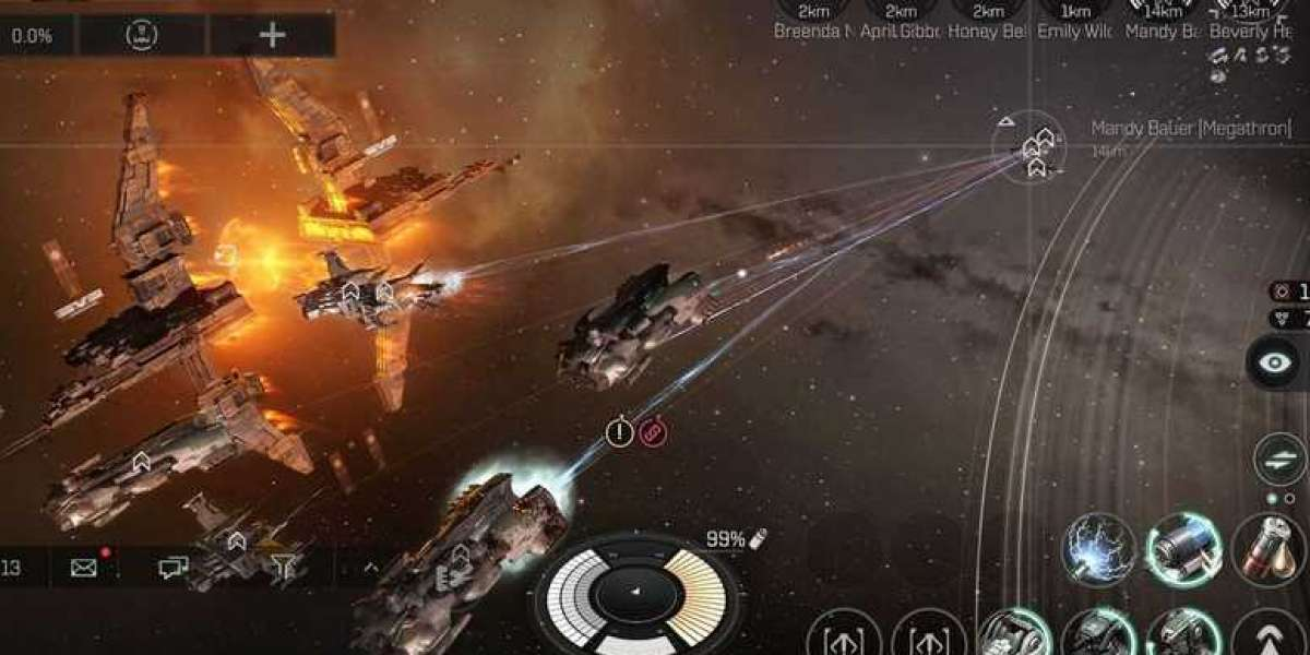 EVE Online is the next Stellaris is a mobile game
