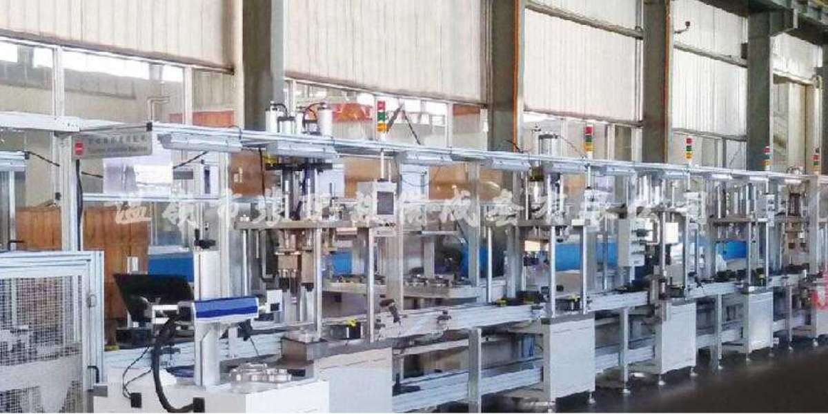 Alternator Assembly Line Production Is Introduced