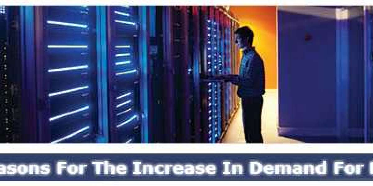 Main Reasons For The Increase In Demand For Data Centers