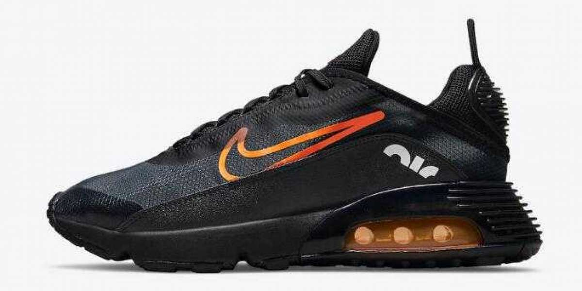 Special Offer Nike Air Max 2090 Black Orange Coming Soon