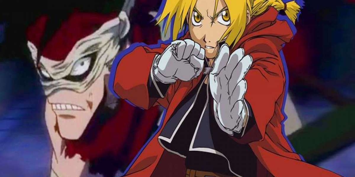 Who Would Win if Edward Elric Form Brotherhood and Stain from My Hero Academia Were to Fight?