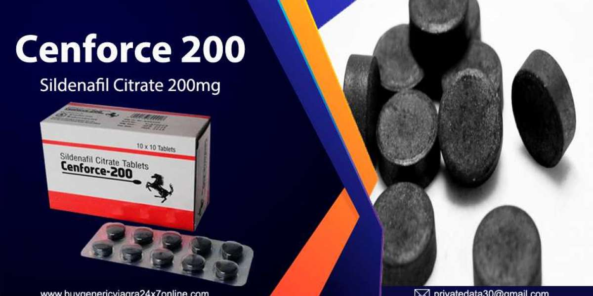 Cenforce 200mg: Amazing Remedy for Erectile Disorder in Males