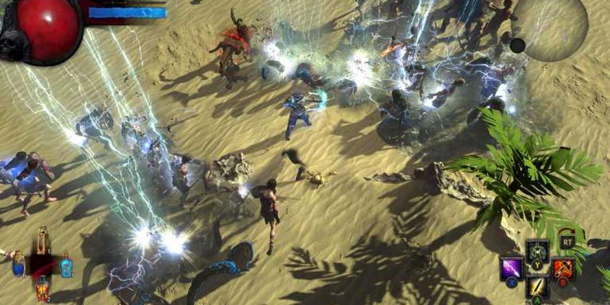In 2020, Path Of Exile received four new expansions