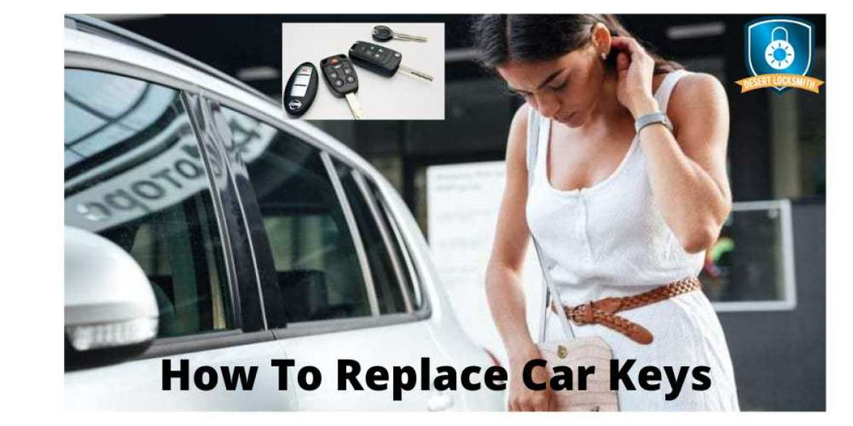 How To Replace Car Keys