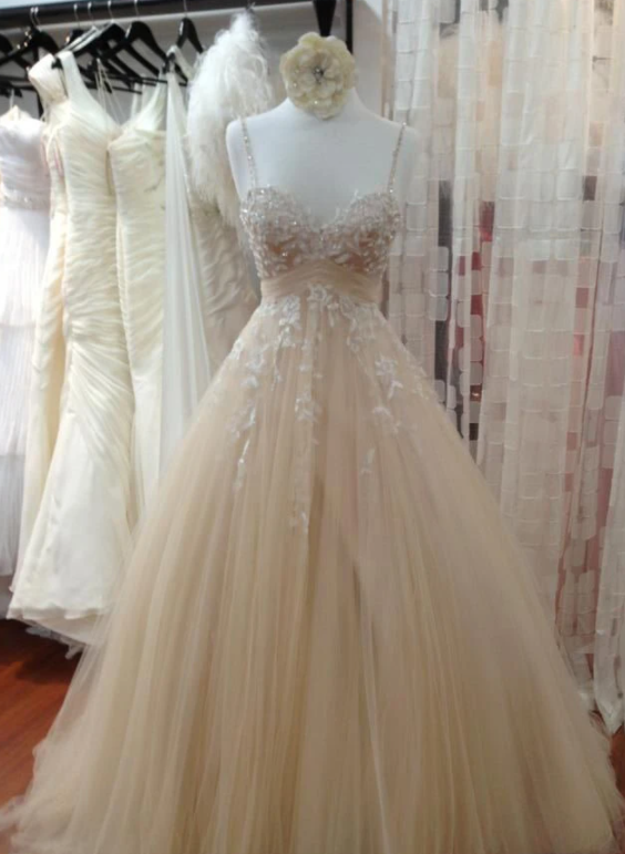 Champagne Prom Dresses In A Wide Range Of Styles