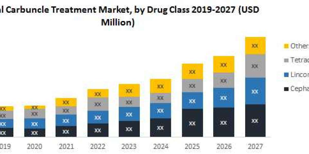 Global Carbuncle Treatment Market- Industry Analysis, Growth, Segmentation and Forecast-2019-2027
